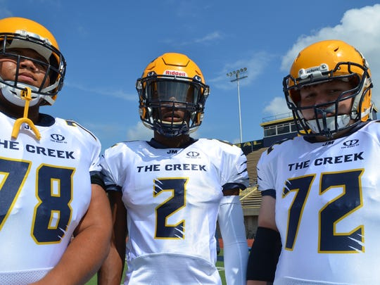 Battle Creek Central will have new road uniforms this