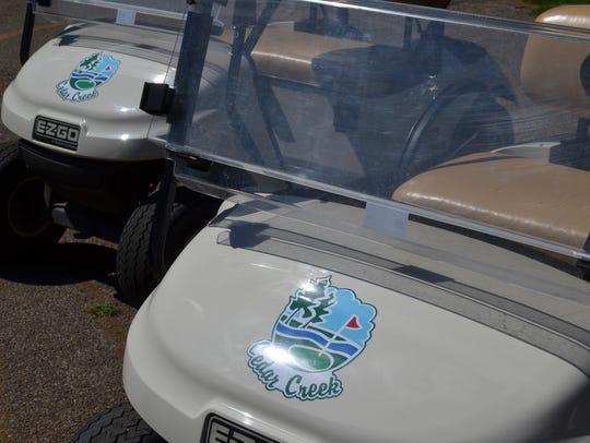 Cedar Creek Golf Club is a player-friendly course,