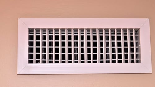 Closing heating vents in the unused rooms of a home used to be a common practice. Today, it's a different story.