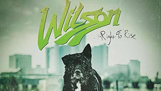 """Right to Rise"" by Wilson"