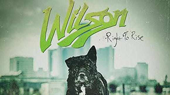 """""""Right to Rise"""" by Wilson"""