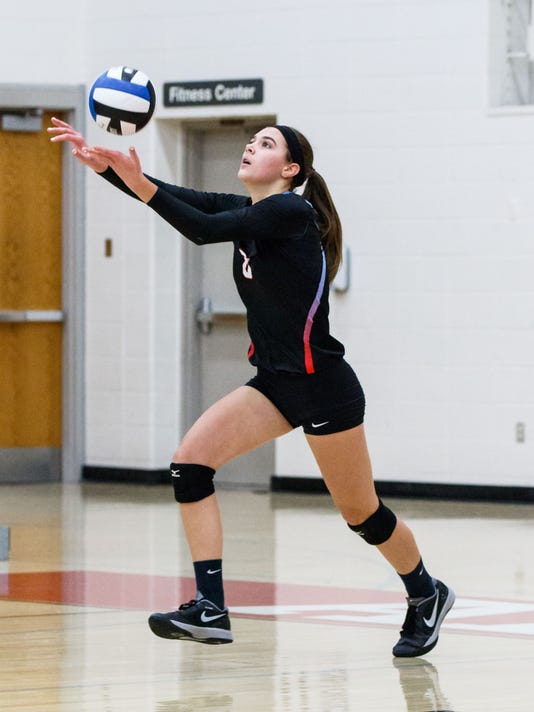 LCR AHS girls volleyball 6232