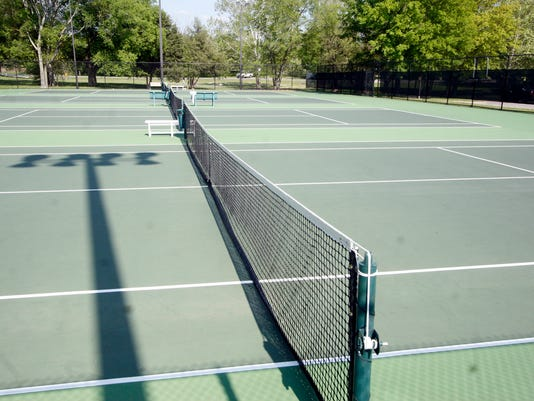 Old Fort Tennis file photo