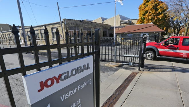 Joy Global shareholders have approved the $3.7 billion sale of the company.