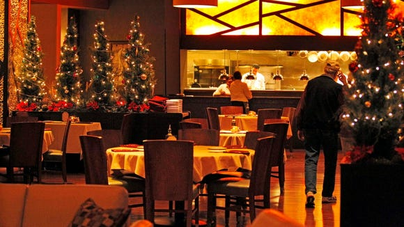 Wild Earth Cucina Italiana at Potawatomi Hotel & Casino, 1721 W. Canal St. (shown here after its opening in 2012), has been replaced with Bella Italiana.