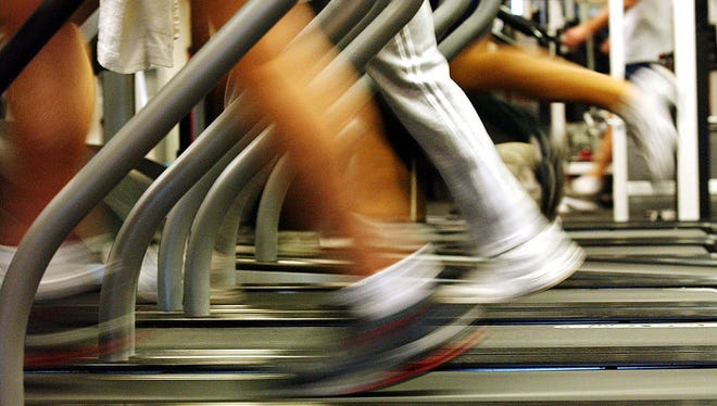 Stress is a sign that now, more than ever, we need exercise.