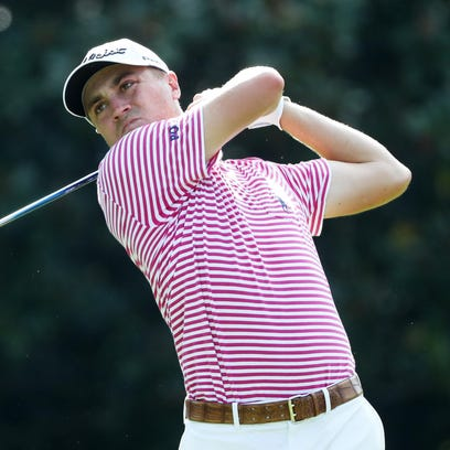 Friday's roundup: Thomas tied for lead