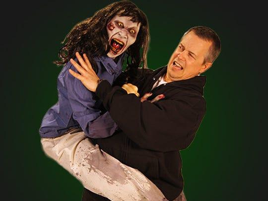 VFX Attack Puppet