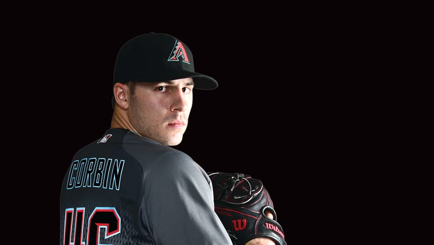 50495daf3 The Arizona Diamondbacks have a lot of jerseys. Which is their favorite