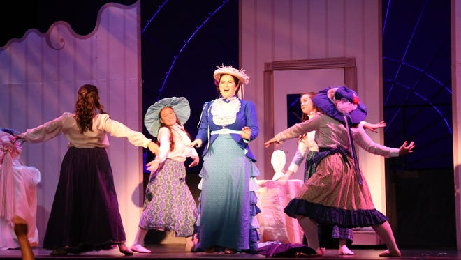 """The Tulare County Office of Education is putting on the classic musical """"Hello, Dolly!"""""""