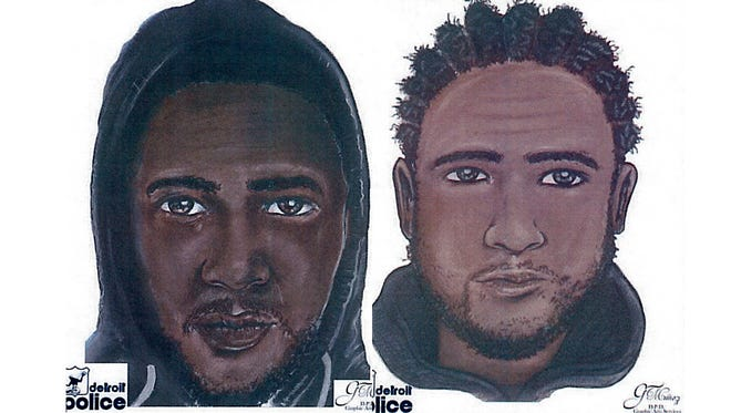 The Detroit Police Department is seeking the public's assistance in identifying and locating two suspects wanted in connection of a fatal shooting that occurred on the city's west side.