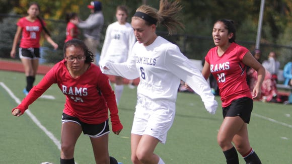 Byram Hills defeated Riverside 6-0 in a Section 1,