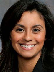Jessie Rodriguez, a Republican from Oak Creek, represents Wisconsin's 21st Assembly District.