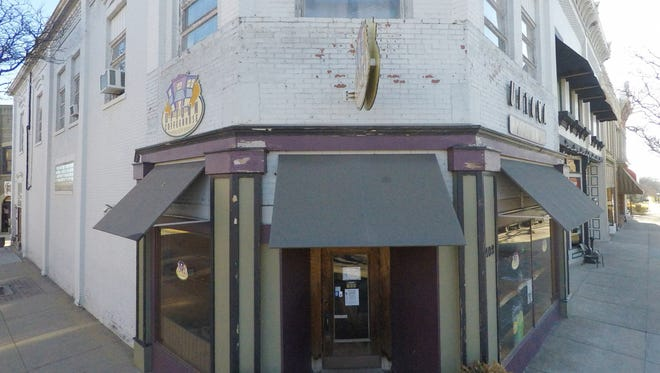 The facade of Uptown Coffeehouse will get an upgrade, thanks to a grant which benefits several other downtown Howell businesses.