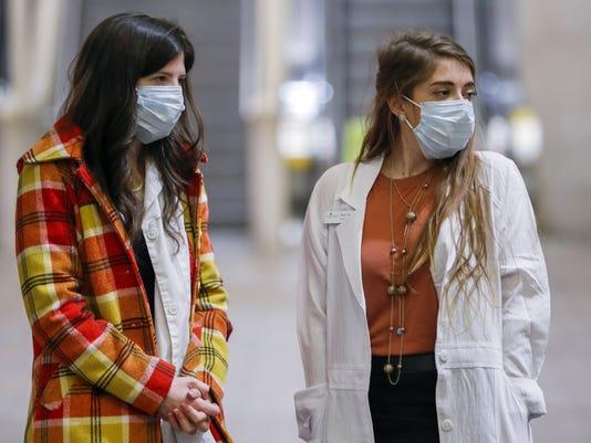 EPA USA INFLUENZA VIRUS ACTIVITY HTH EPIDEMIC & PLAGUE USA GA