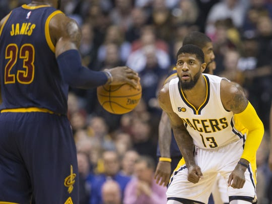 During All-Star Weekend, Paul George stated his desire to play for a winning team.