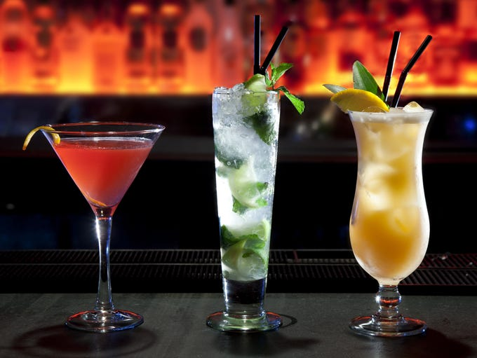 Mixology is all the trend for restaurants and bars