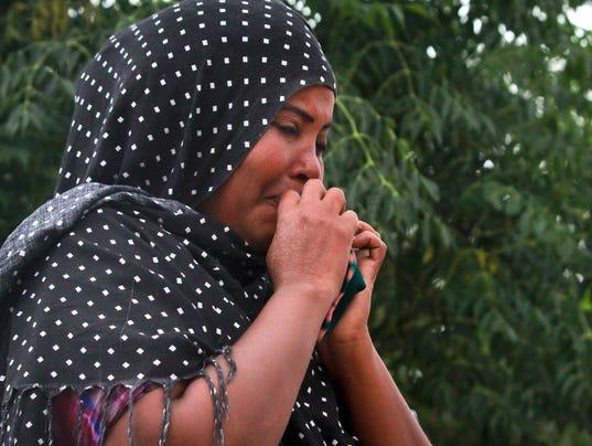 AP Ethiopia Teen Stowaway