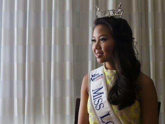 Choudrant native Justine Ker won the title Miss Louisiana