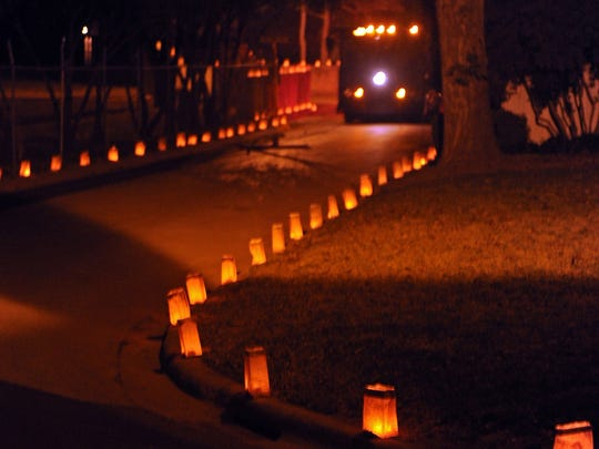 MORNINGSIDE LUMINARIAS: 6 to 9 p.m. Dec. 14 & 15, Morningside neighborhood. Drive through the beautiful Morningside neighborhood to view the candle light. Rain dates are Dec. 21 and 22.