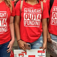 Valdez: Why is the Arizona teacher strike wrong? A student gave 9 cents - all she had - for better pay