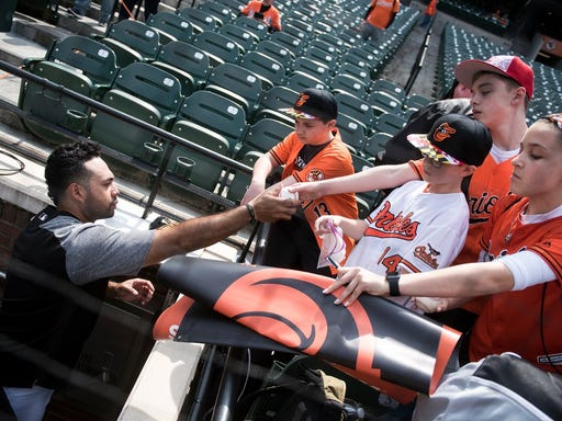b1c0507d8 Live updates from the Baltimore Orioles  opener at Camden Yards