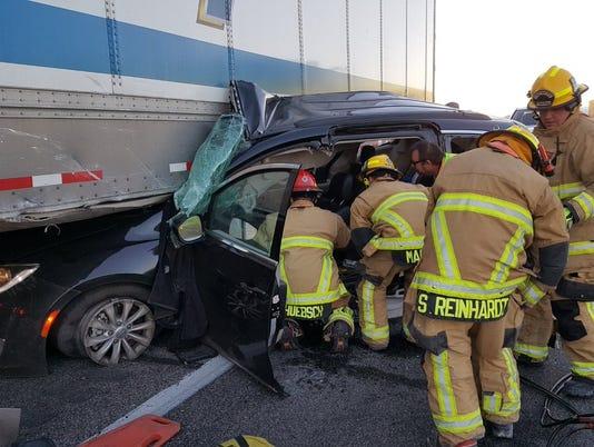 I-10 crash