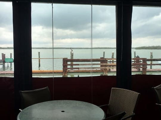 Crabby Lady Restaurant is back in business on the historic waterfront in Goodland.