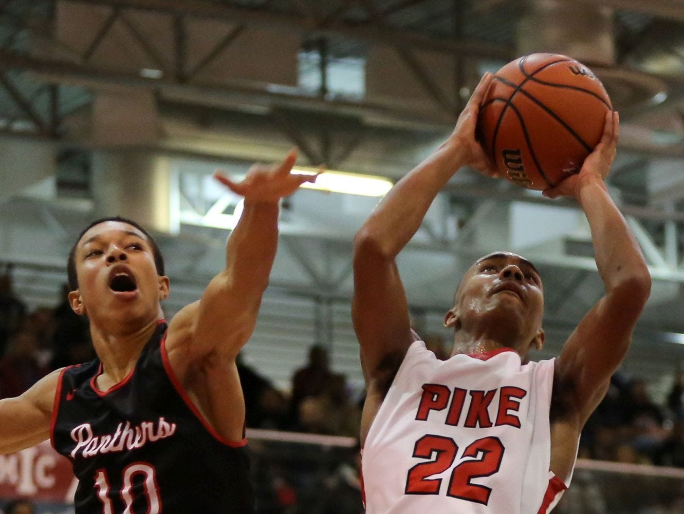 North Central coasted to a 77-63 win Friday night against MIC rival Pike.