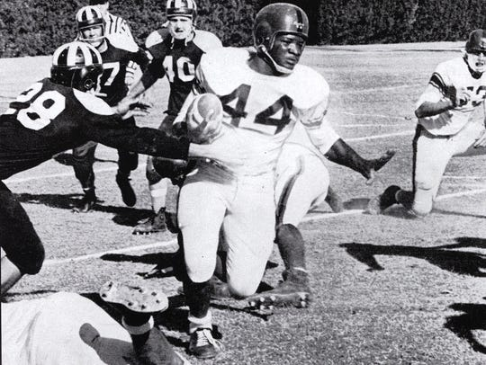 No. 6 George Greathouse | Greathouse scored 63 touchdowns