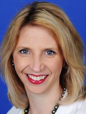 Louisiana Health Secretary Rebekah Gee