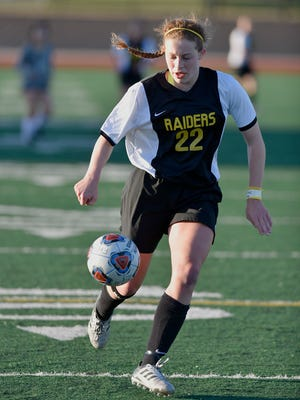 Gabriela Sgambati is a four-year varsity veteran who will be studying mechanical engineering and playing soccer next year at Michigan Tech University.