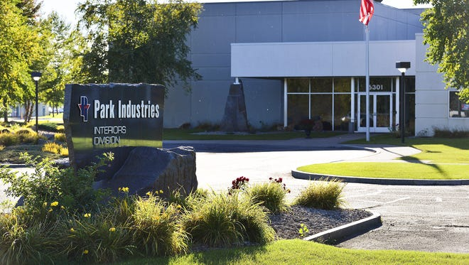 Park Industries on Tuesday got a $624,000 grant from the state of Minnesota to assist in an $11 million expansion.