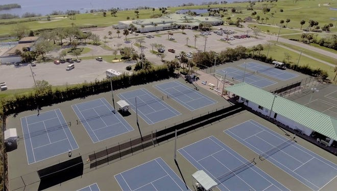 The Racquet Club of Cocoa Beach is under new management. USTA Florida has assumed the facility's day-to-day operations. Image courtesy of USTA Florida.
