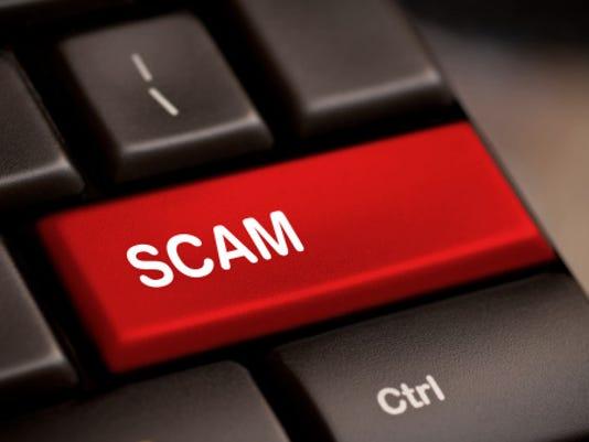 Scam websites