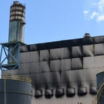 An early morning explosion rocked the Guam Power Authority Cabras Power Plant in Piti on Monday, Aug. 31, according to GPA.