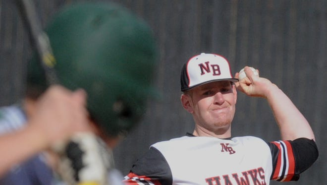 North Buncombe graduate Alex Destino is a two-time winner of the Citizen-Times All-WNC Player of the Year award.
