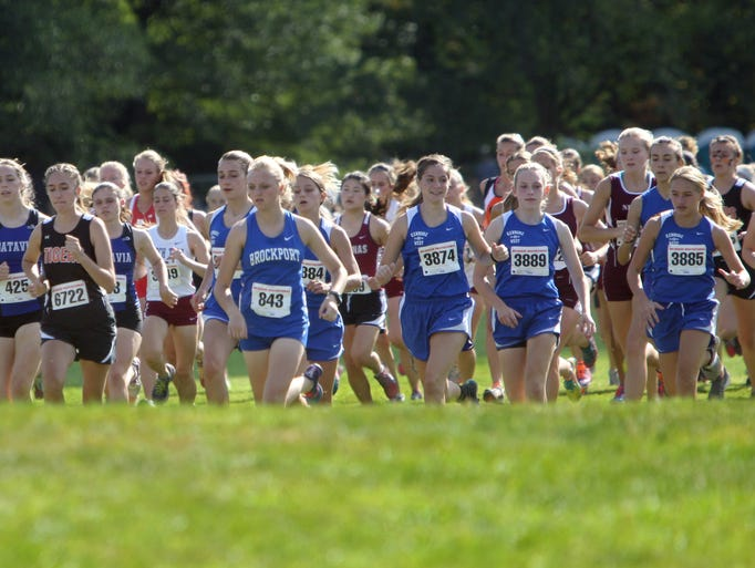 The McQuaid Invitational at Genesee Valley Park in Rochester, N.Y. on Saturday, September 28 2013.