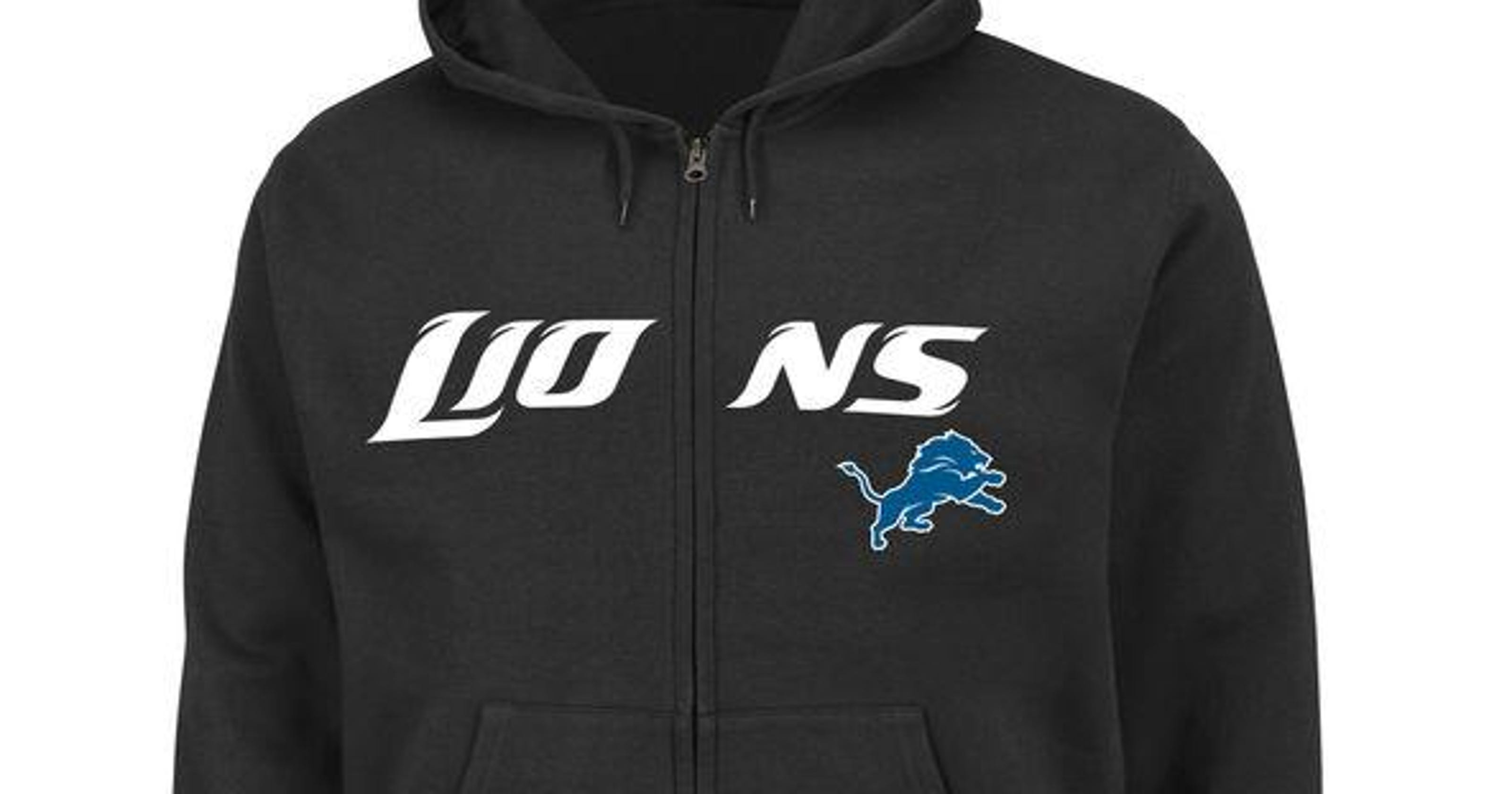 Souvenir of the week  Lio-ns black hoodie a7275f08d6
