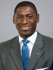 University of Buffalo athletics director Allen Greene