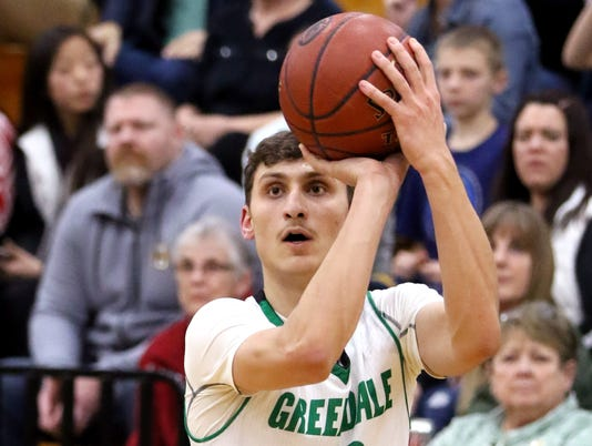 Greendale Boys Basketball