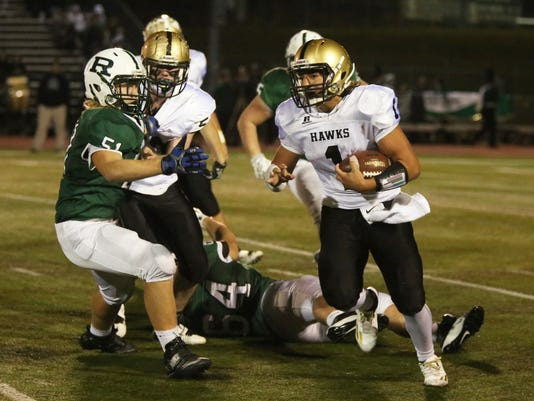 Football: River Dell at Ramapo, 7 p.m.