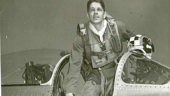 Greenville native Major Rudolf Anderson was killed when his plane was shot down over Cuba during the Cuban Missile Crisis.