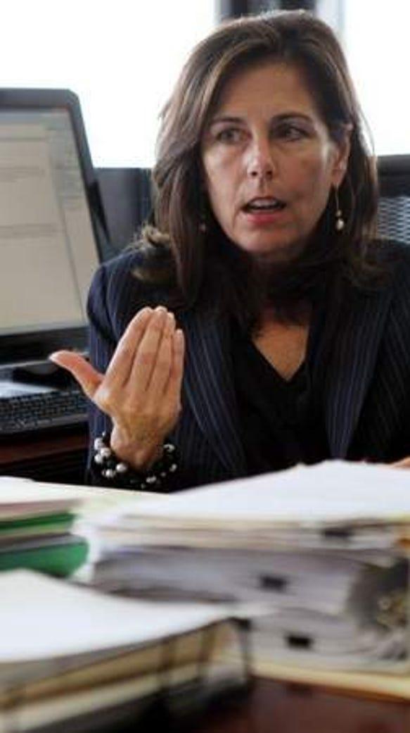 State Prosecutor Kathy Jennings