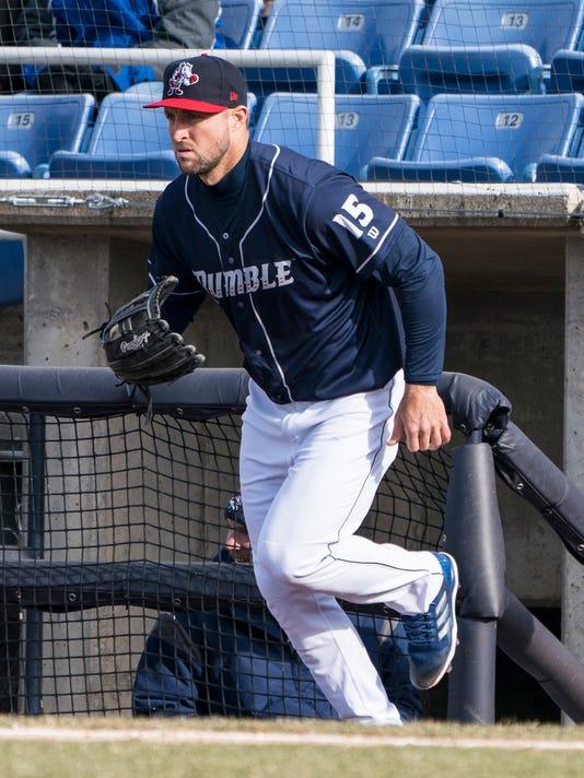 Minor League Baseball: Portland Sea Dogs at Binghamton Rumble Ponies