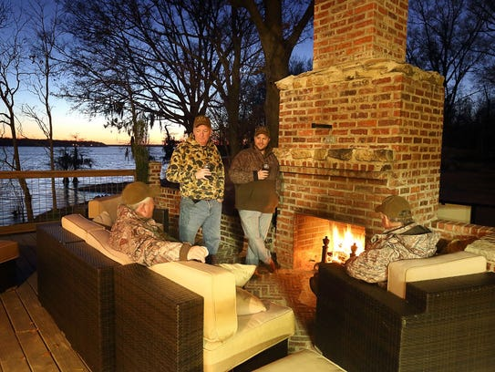 4 Louisiana hunting lodges that feel just like home
