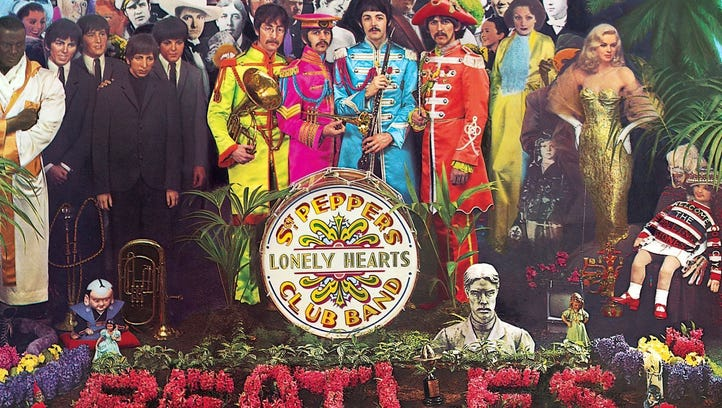 The great debate: At 50, is 'Sgt. Pepper' The Beatles' best album?