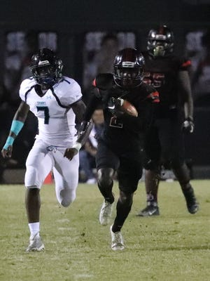 South Fort Myers will be in a race with Gulf Coast and Riverdale for the District 7A-12 title this season.