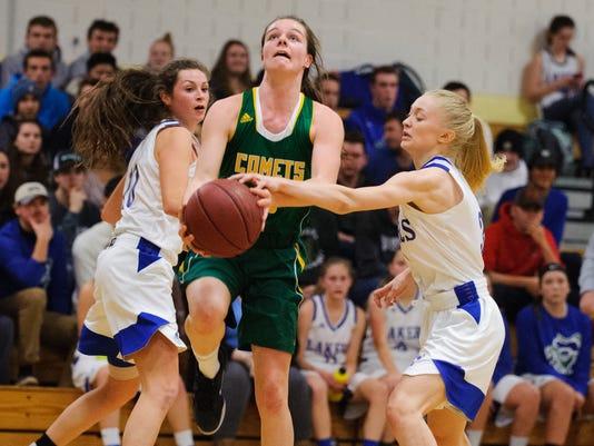 BFA vs. Colchester Girls Basketball 12/15/17