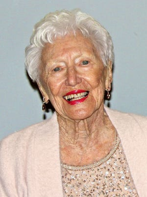Elmira Heights native Melania Mowchan Rogers recently celebrated her 100th birthday.